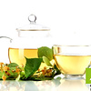 Organic tea and herbs