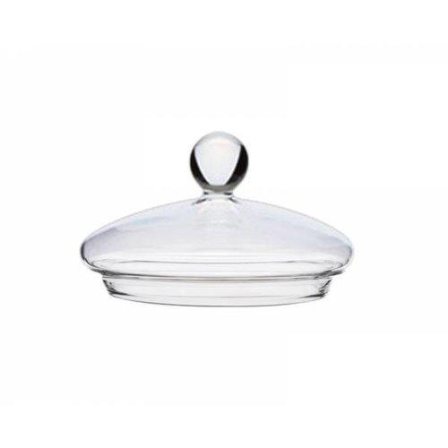 Glazen theepot Miko van hittebestendig borosilicaatglas inhoud 2 liter