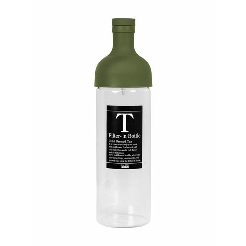 Hario Icetea fles met filter inhoud 750 ml