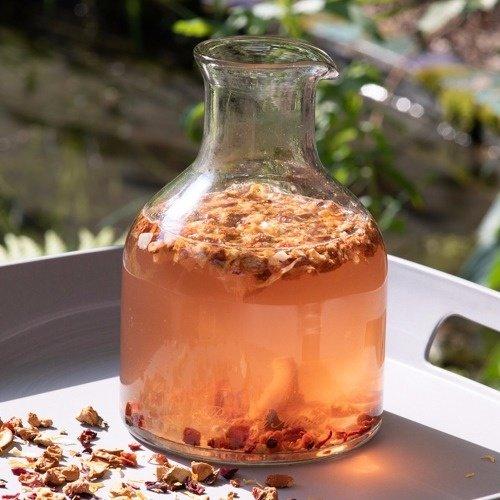 Peer Gember mix biologisch | losse thee kopen