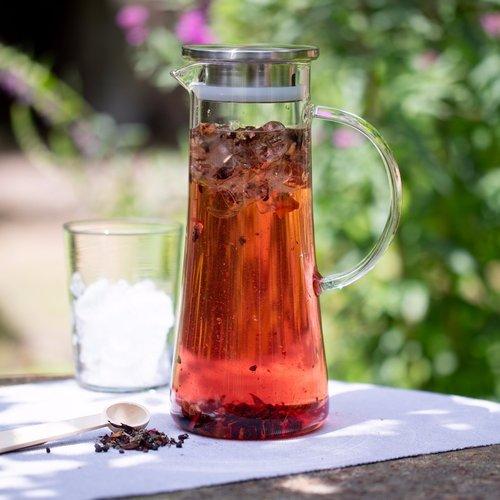 Glossy Ice tea kan