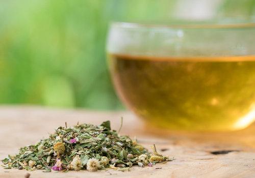 Hennep thee biologisch