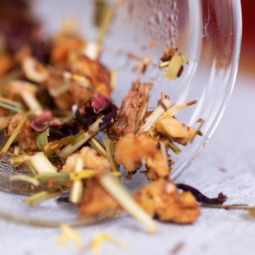 Granaatappel Mango biologisch | losse thee kopen