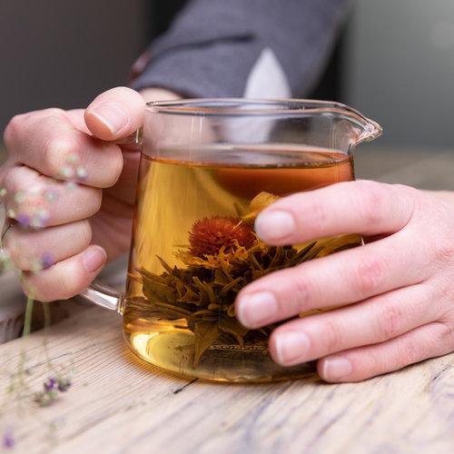 Trendglas Jena Glazen theepot Tea for Two