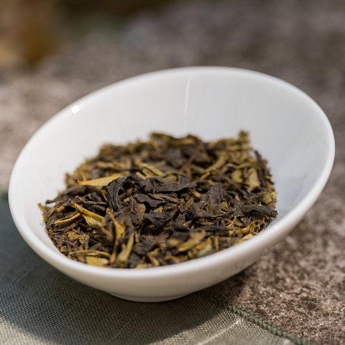 Ceylon Green Heavens Garden Biologisch | losse thee kopen