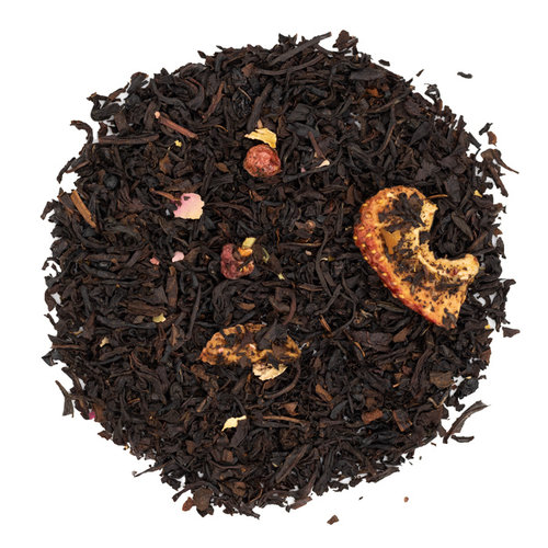 Black Tea Forest Fruits Organic