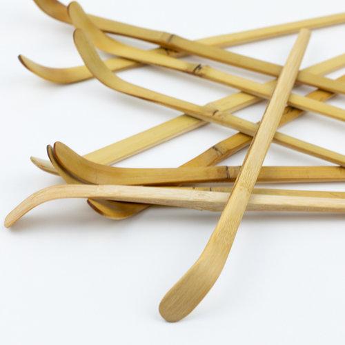 Matcha lepel van bamboe