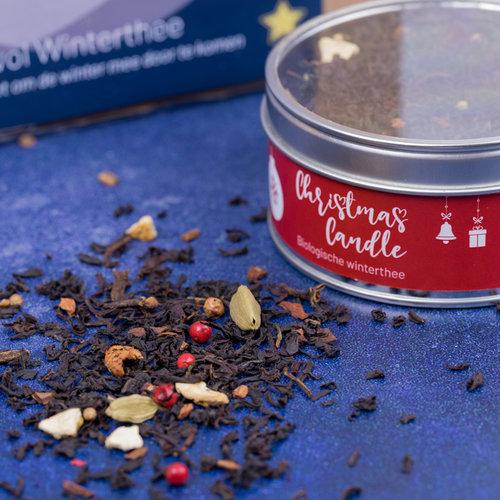 Doosje vol losse feestdagen thee - Biologisch