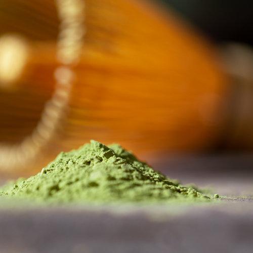 Matcha Thee Samurai Ceremony Excellent Biologisch | losse thee kopen
