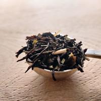 Proeven van de Lady's tea / Lady Grey