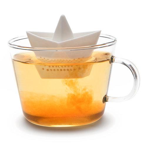 Ototo Papieren boot thee zeefje