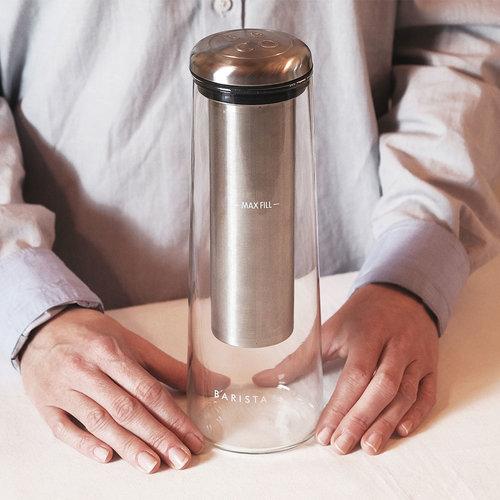 Barista & Co Cold Brew karaf voor thee en koffie