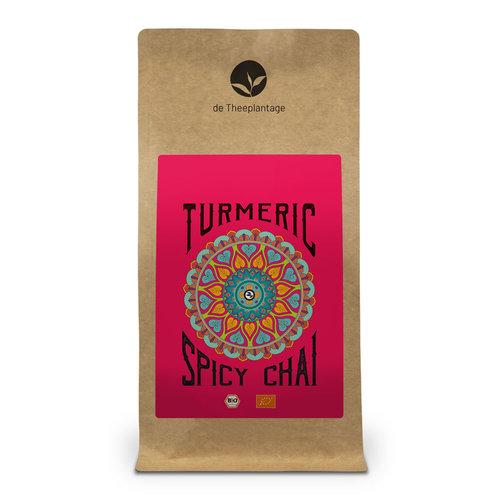 Spicy Chai Kurkuma Biologisch - Losse thee kopen
