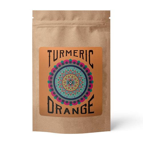 Kurkuma Sinaasappel Biologisch - Losse thee kopen