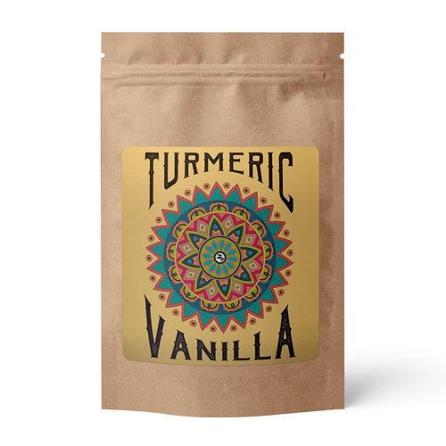 Kurkuma Vanille Biologisch - Losse thee kopen