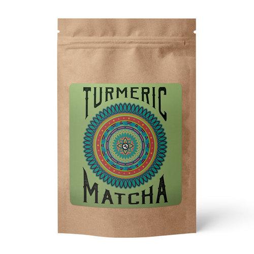 Kurkuma Matcha Biologisch - Losse thee kopen