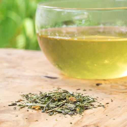 Hennep Orange biologisch | losse thee kopen