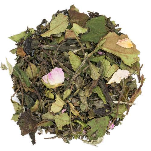 Witte thee Vanille Rose Biologisch