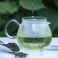 Hoe zet ik losse groene thee?