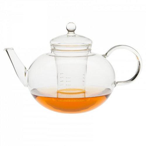 Trendglas Jena Glazen theepot Miko van hittebestendig borosilicaatglas inhoud 2 liter