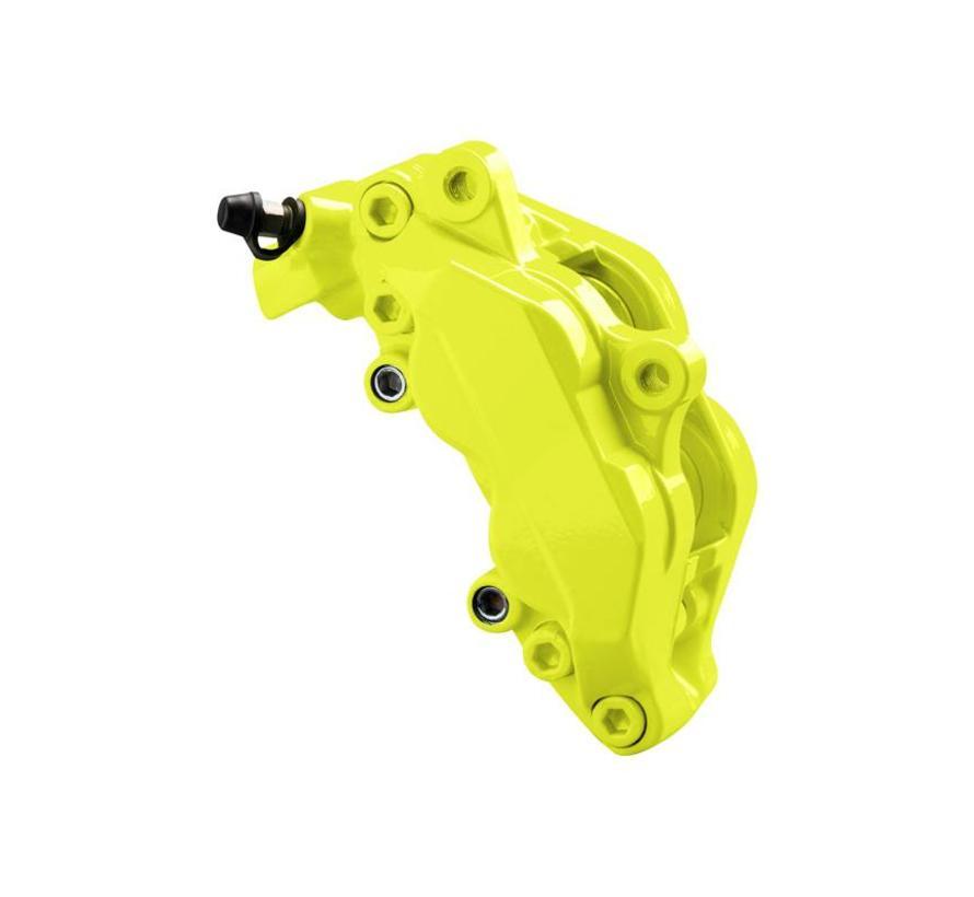 Foliatec Remklauwlakset - NEON geel - 4 Komponenten