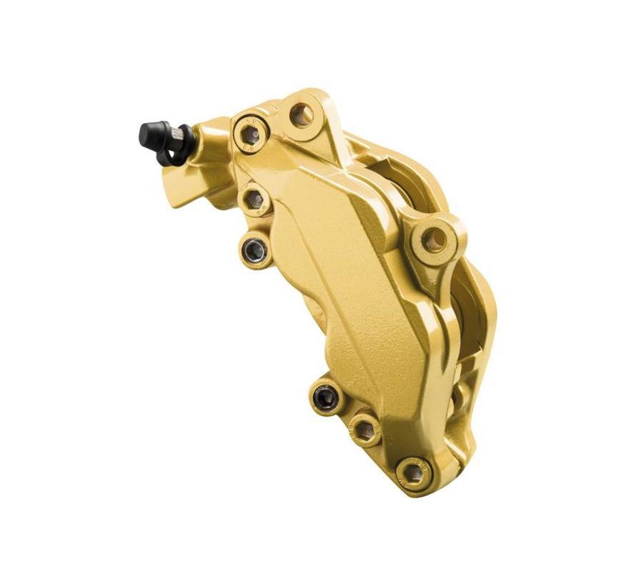 Foliatec Remklauwlakset - prestige goud metallic - 3 Komponenten