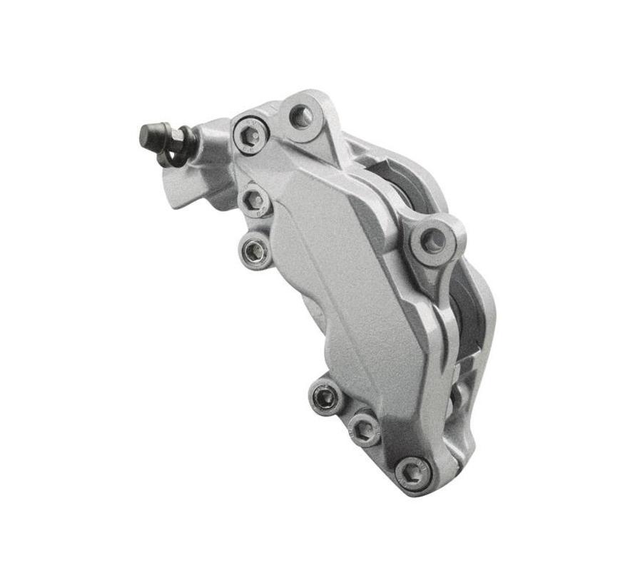 Foliatec Remklauwlakset - stratos zilver metallic - 3 Komponenten