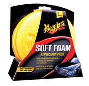 Meguiars Meguiars Soft Foam Applicator Pads - Diameter 10.2cm, Set a 2 stuks