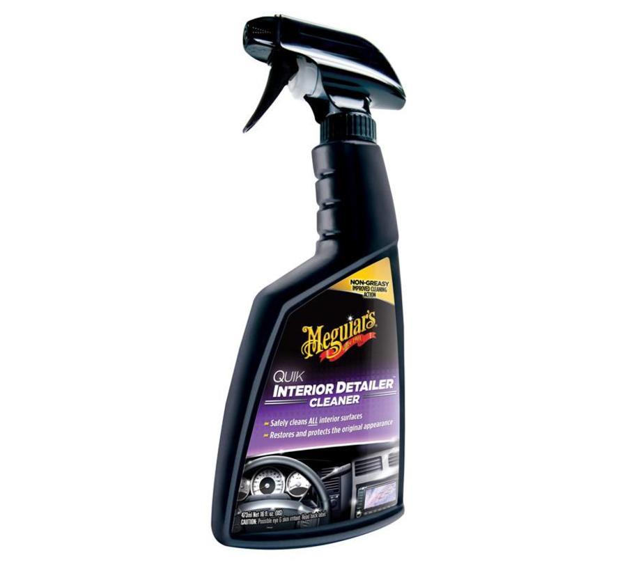 Meguiars Quik Interior Detailer Spray 473ml