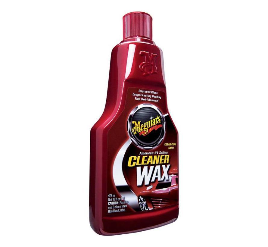 Meguiars Cleaner Wax Liquid 473ml