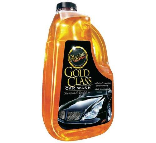 Meguiars Meguiars Gold Class Car Wash Shampoo & Conditioner 1.89ltr