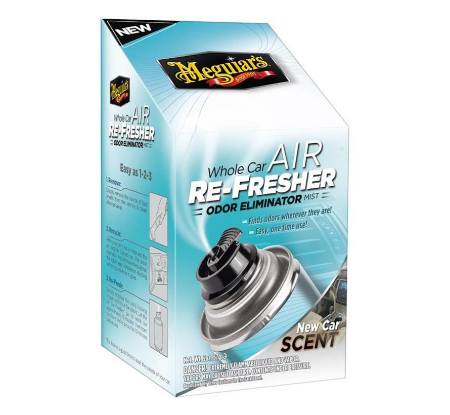 Meguiars Air Re-Fresher Mist - New Car Scent 59ml