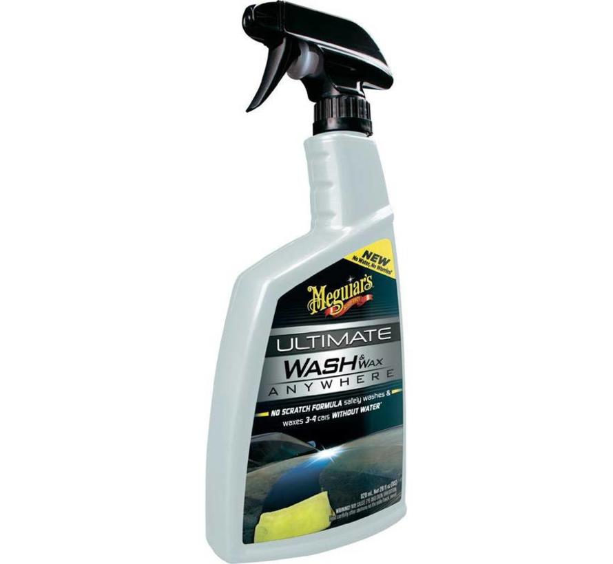 Meguiars Ultimate Wash & Wax Anywhere Spray 769ml