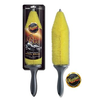 Meguiars Meguiars Ultra-Safe Wheel Spoke Brush 12.07x41.12x8.90cm