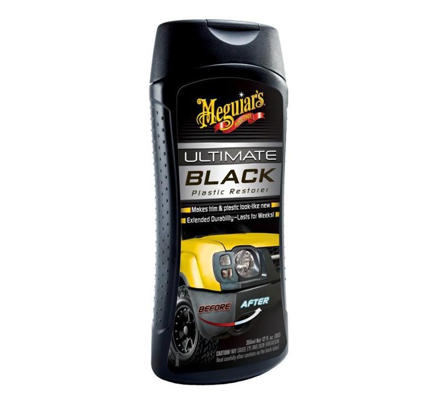 Meguiars Ultimate Black Plastic Restorer 355ml