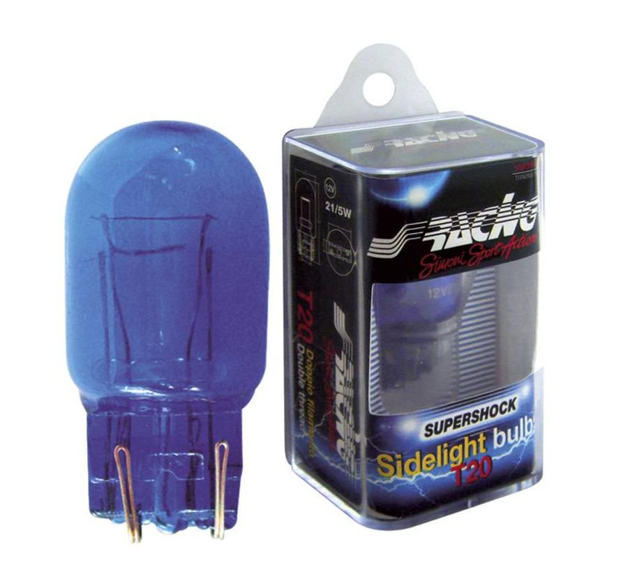 Simoni Racing T20 (Double) Halogeen 'Super Shock' Lamp - 21/5W - Superwhite - per stuk
