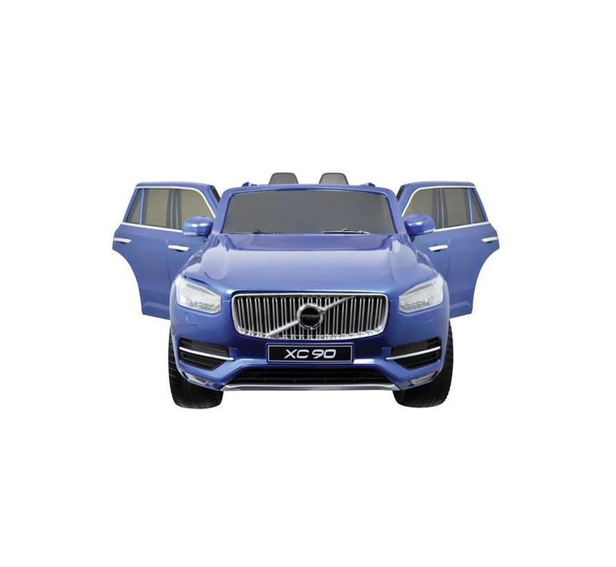 Accu-Auto Volvo XC90 Blauw - 12V - incl. MP3 en afstandsbediening - vanaf 3 jaar