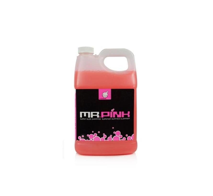 Mr. Pink Super Suds Shampoo Gallon