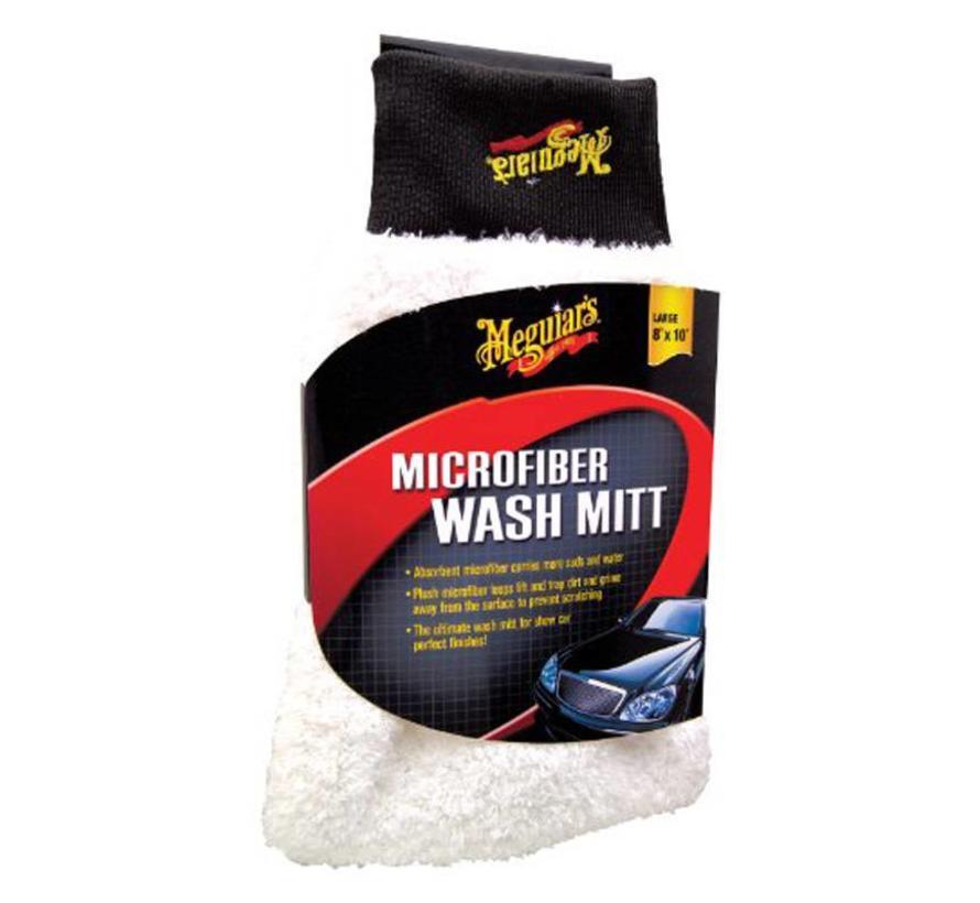Meguiars Microfibre Wash Mitt 20x28x4cm