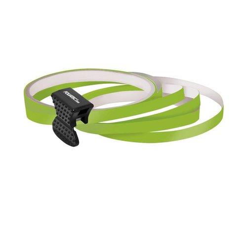 Foliatec Foliatec PIN-Striping voor velgen power-groen - Breedte = 6mm: 4x2,15 meter