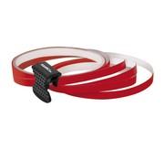 Foliatec Foliatec PIN-Striping voor velgen rood - Breedte = 6mm: 4x2,15 meter