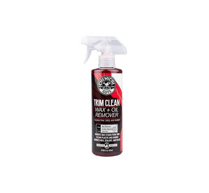 Trim Clean Wax+ Oil remover