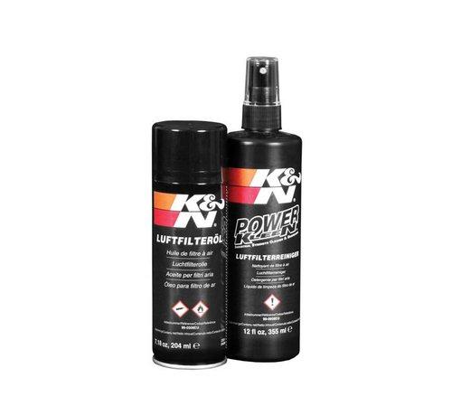 Autostyle K&N vervangingsfilter Recharger Kit (99-5003EU)