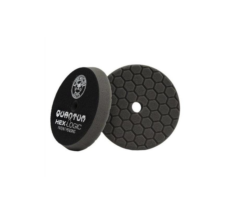 HEX-LOGIC QUANTUM FINISHING PAD, BLACK (5.5 INCH)