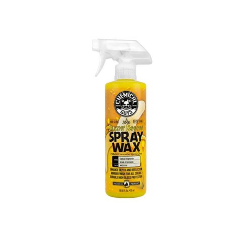 Chemical Guys Chemical Guys – Blazin' Banana Spray Wax