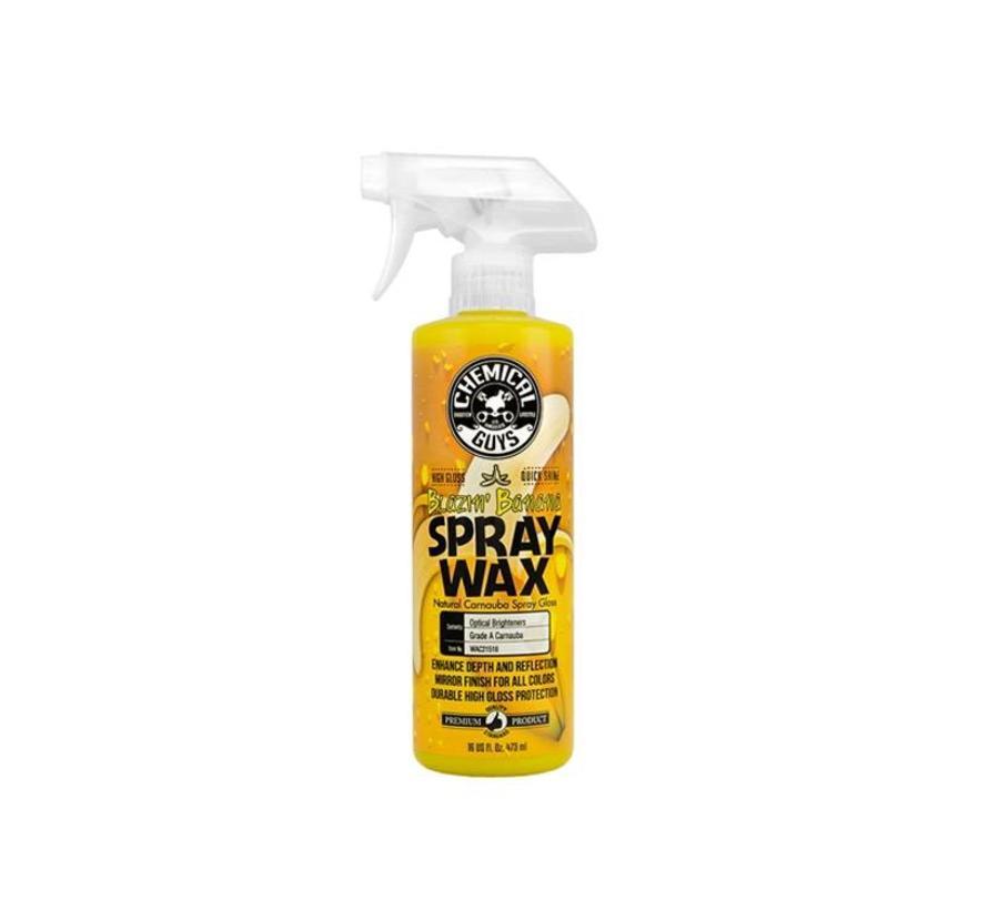 Chemical Guys – Blazin' Banana Spray Wax