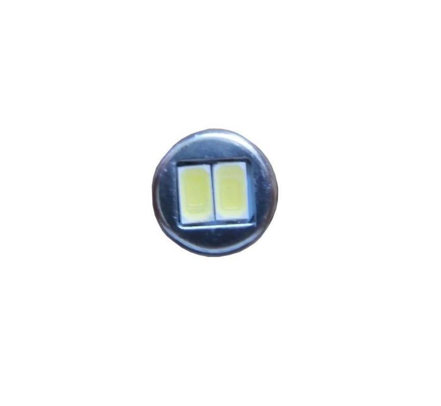 6 SMD LED stadslicht W5W
