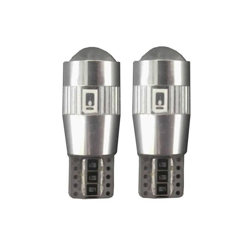 Xenonlamp 6 HP W5W Wit Canbus LED binnenverlichting