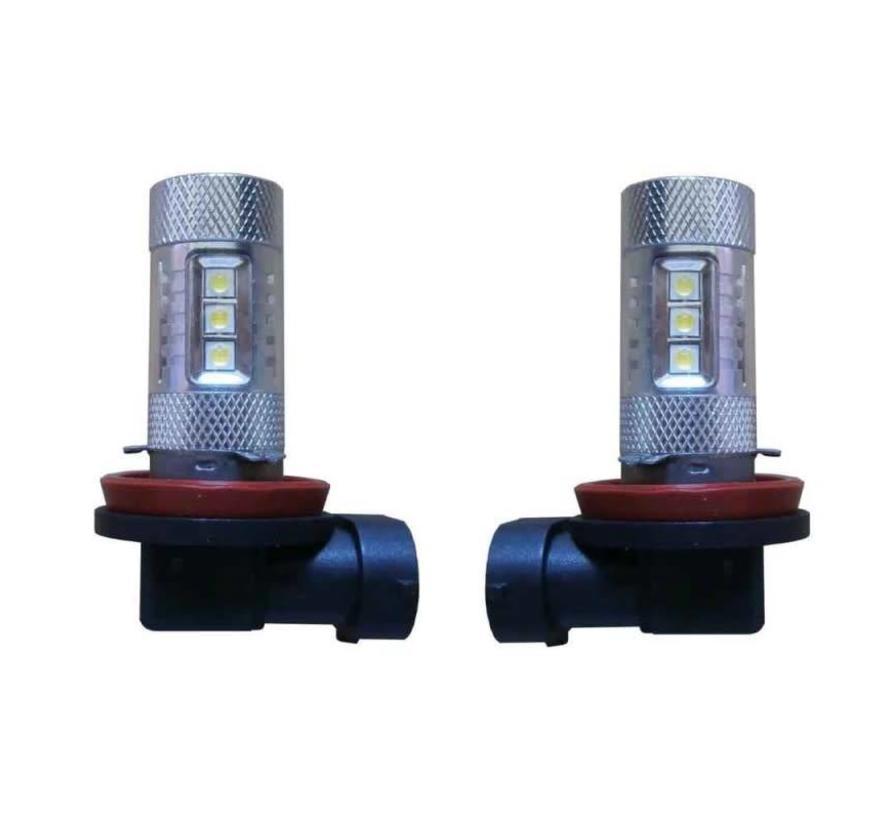 Grootlicht LED vervangingslamp 50w HB4