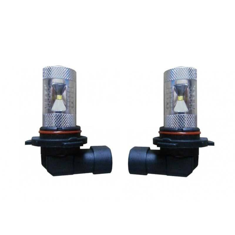 Xenonlamp 30w HighPower Canbus LED grootlicht HB3 - 6000k